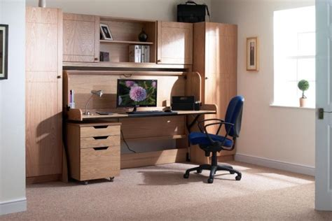 Space Saving Home Office Desk Single Studybed Studybed