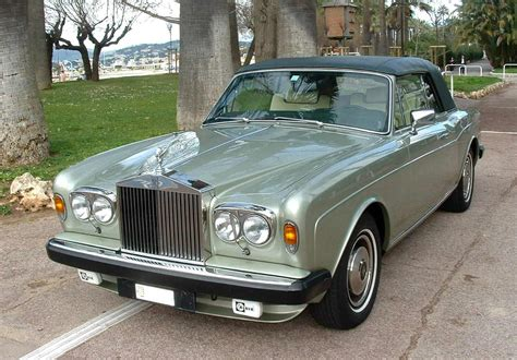 corniche rolls rolls royce corniche price modifications pictures