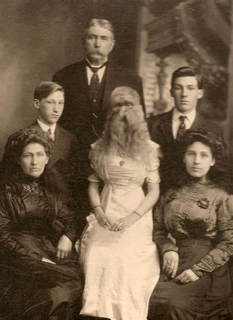 Strange Family Photo by 15 Vintage Family Photos That Will Make You Feel Normal