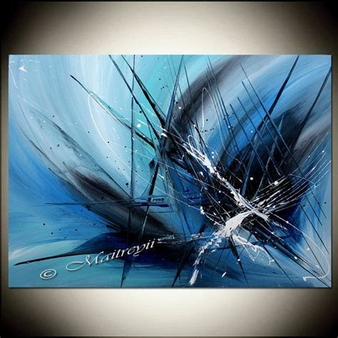 blue and white painting 25 best ideas about blue abstract painting on