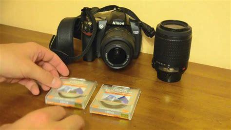 Filter Kamera Nikon D5100 hoya 52mm hmc uv digital multi coated slim frame glass filter for my nikon d5100 kit lenses