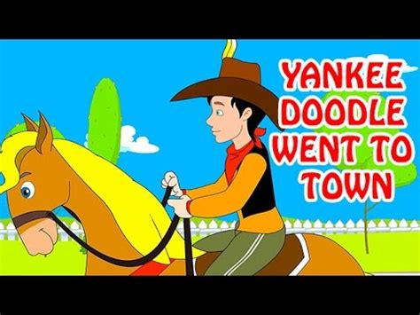 yankee doodle in sign language yankee doodle went to town most viewed nursery rhymes for