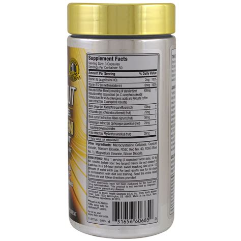 Promo Hydroxycut Non Stimulat 150 Caps hydroxycut performance series hydroxycut next non stimulant 150 capsules iherb