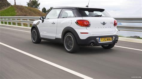 Mini Cooper Versions 2014 Mini Cooper S Paceman Uk Version Rear Hd