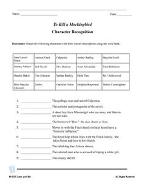 themes in to kill a mockingbird worksheet 1000 images about tequila mockingbird on pinterest to