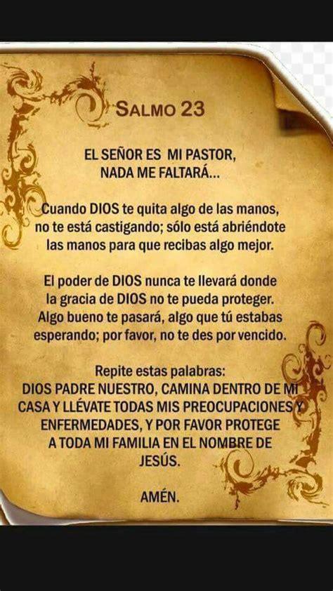 salmo 23 jesus es god s word pinterest salmo 23 salmo 23 nada me faltar 225 primera comuni 243 n