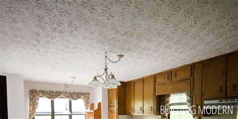 Ceiling Stomping by Stomped To Smooth Skim Coating A Ceiling Diy