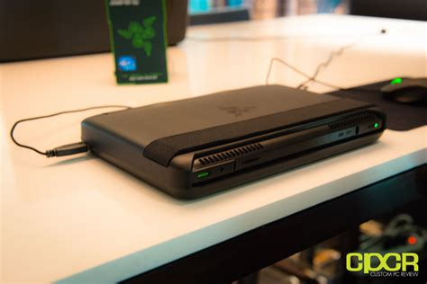 edge razer ces 2013 razer edge gaming tablet on impressions custom pc review