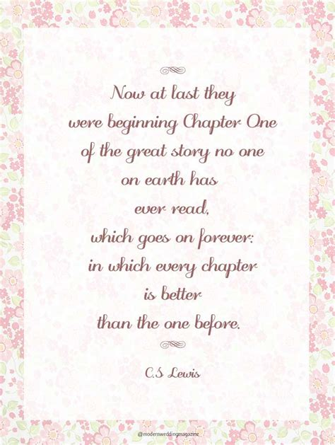 Romantic Wedding Day Quotes That Will Make You Feel The Love   Modern Wedding