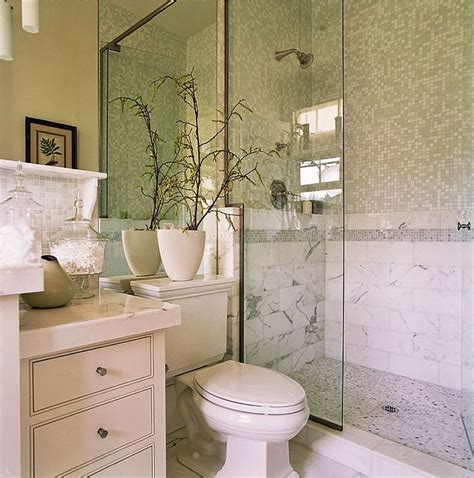 spa like small bathroom for the home pinterest
