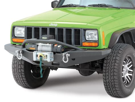 Jeep Winch Bumper Smittybilt Xrc Multi Optional Design M O D Front Bumper