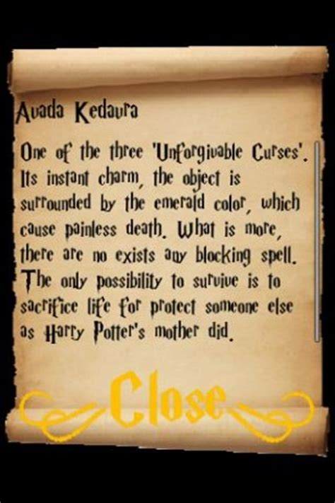 harry potter spells apk harry potter spells se apk for android appszoom
