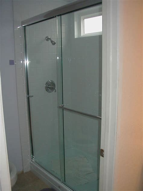 Los Angeles Glass Shower Doors Repair Replacement Replacing Shower Door Glass
