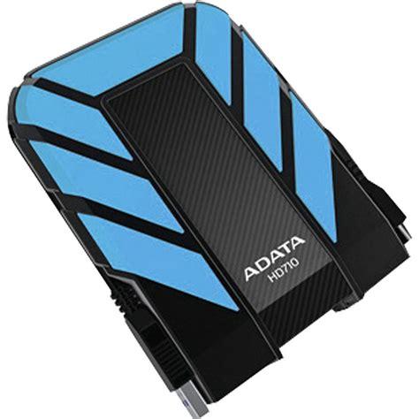 Hardisk Adata Hd710 1tb adata 1tb hd710 dashdrive durable usb3 0 portable external drive blue ahd710 1tu3 cbl