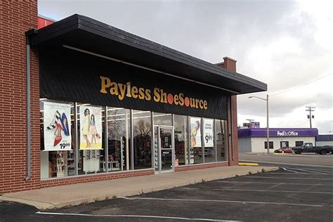 Payless Shoe Source Gift Card Balance - payless closes three wyoming stores