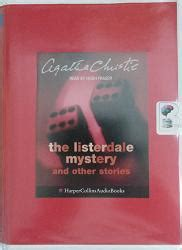 the listerdale mystery agatha the listerdale mystery written by agatha christie performed by patricia hodge on cassette