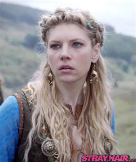 katheryn winnick vikings hair awesome new vikings hairstyles coming in season 4 strayhair