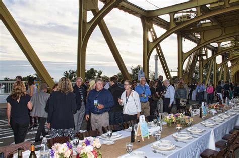 annual farm  fork tower bridge dinner comstocks magazine