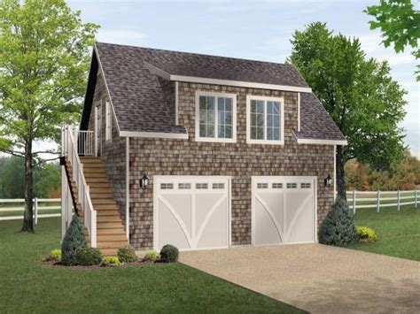 carriage house garage apartment plans one bedroom garage apartment over two car garage plan