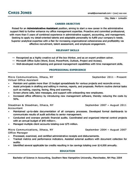 career situation resume templates resume companion
