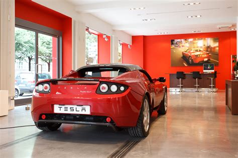 Tesla Store Palo Alto Electric Tesla Hd Wallpaper Hd Wallpaper Cars Wallpapers