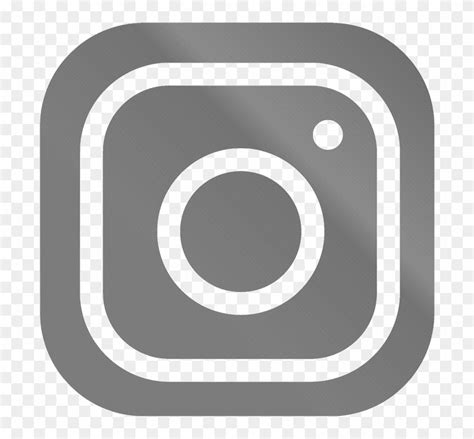 logo instagram logo instagram hitam putih png logo
