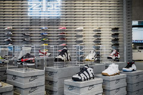 Home Design Stores Soho Nyc by Kith X Nike Olympic Pop Up Shop Footwear News