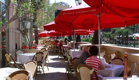 cuisine outdoor tis the season for outdoor dining in vegas las vegas blogs