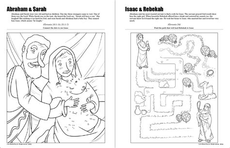 bible coloring sheets abraham and sarah 17 best photos of tadpole crafts for toddlers tadpole