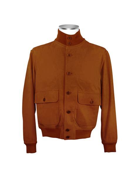 Pasangan Jaket Sweater Adidas Coklat Brown schiatti co s chocolate brown italian suede two pocket jacket in brown for lyst