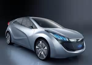 Hyundai Hybrid Vehicles Hyundai Advanced Hybrid Concept