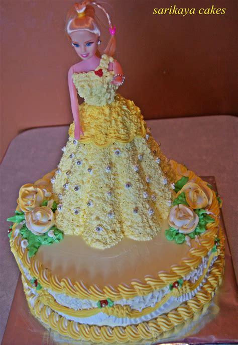 sarikaya cakes kue ulang  barbie  sarikaya cakes