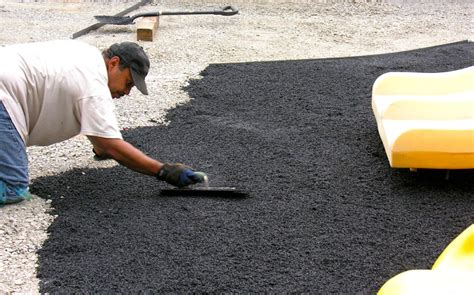 How To Install Mat by Rubberflex Poured Rubber Flooring Installation