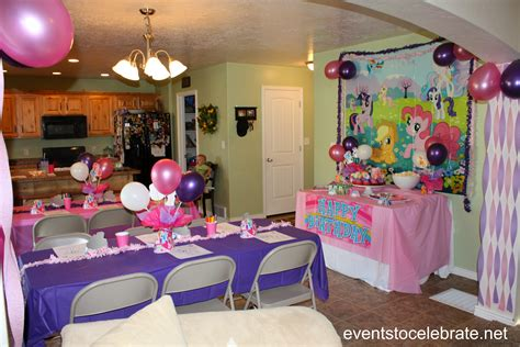 home interior parties products my little pony party ideas events to celebrate