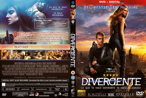 Dvd Divergent divergent 2014 dvd cover coverdvdgratis