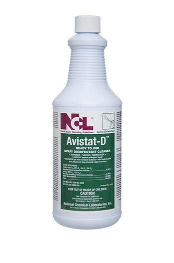 Disinfect Avistat  Ready   Spray Disinfectant