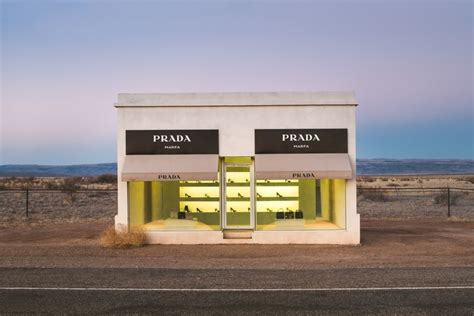 Beds On The Floor by Kristin Kirkley Prada Marfa Print