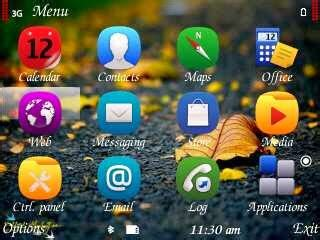 nokia e72 cute themes february 2014 bd tips world