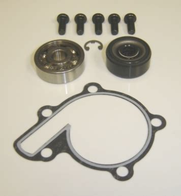 yamaha rz water pump rebuild kit oem economy cycle