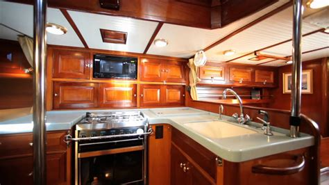 Cool Boat Interiors by 55 Classic Sailing Yacht Quot Pasha Quot