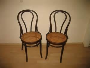 thonet stuhl 2 thonet st 252 hle aus wien in taufkirchen designerm 246 bel