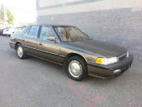 1990 acura legend 4 door ls auto for sale photos