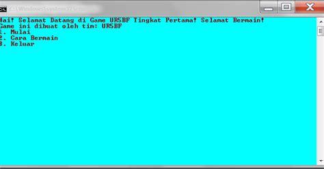 cara membuat game kuis 30 menit pintar software by ur5bf cara membuat kuis dari