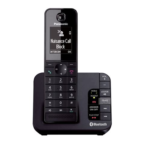 Murah Panasonic Cordless Phone Kx Tgc212 187 Jual Panasonic Kx Tgh260cx Harga Murah Garansi Resmi