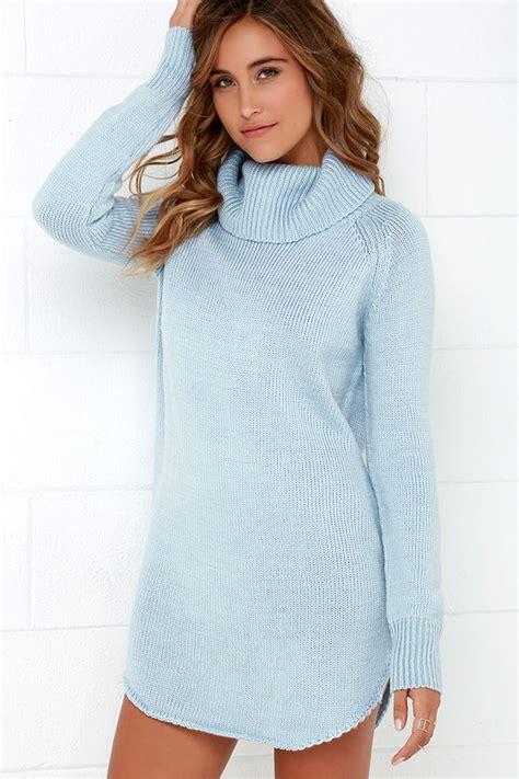 Light Blue Sweater by Light Blue Dress Sweater Dress Sleeve Dress 66 00