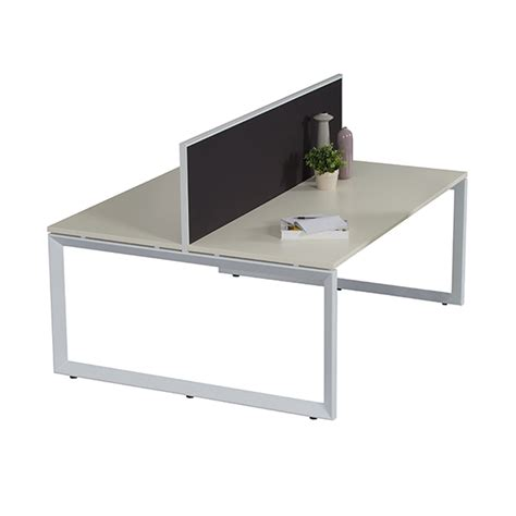 Modular Desks Office Furniture Modular Loop 2 Way Desk Pod Value Office Furniture