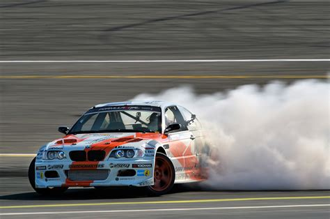 bmw drift michael essa wins 2013 formula drift chionship with his