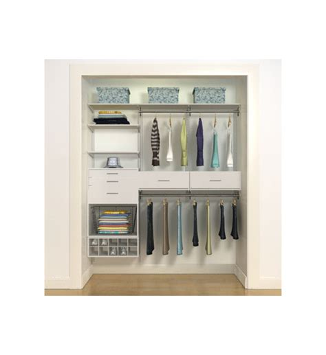 freedomrail closet style d in pre designed
