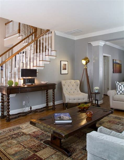 best accents for grey walls modern living room make a