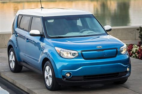 Kia Soul Edmunds 2016 Kia Soul Ev Pricing For Sale Edmunds